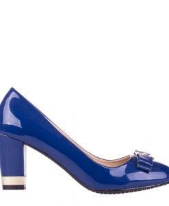 Pantofi dama Perea albastri - Incaltaminte Dama - Pantofi Dama