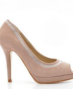 Pantofi dama Pierce 2 khaki - Promotii - Lichidare Stoc