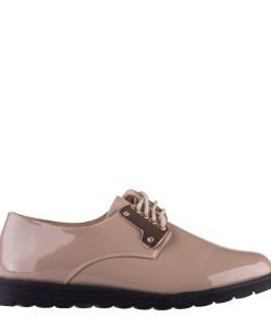 Pantofi dama Rivas khaki - Incaltaminte Dama - Pantofi Dama