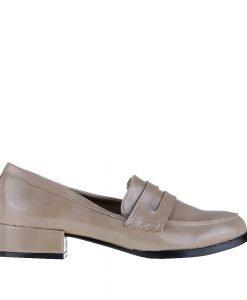Pantofi dama Tripp khaki - Incaltaminte Dama - Pantofi Dama