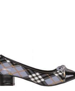 Pantofi dama Wallis negri - Incaltaminte Dama - Pantofi Dama
