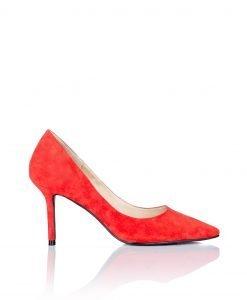 Pantofi rosii stiletto Rosu - Incaltaminte - Incaltaminte / Pantofi cu toc