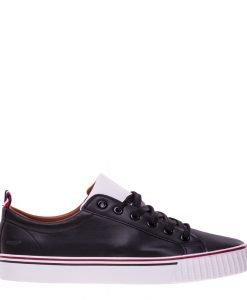 Pantofi sport barbati Alec negri - Incaltaminte Barbati - Pantofi Sport Barbati