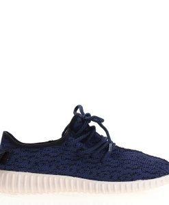 Pantofi sport barbati Archie albastri - Incaltaminte Barbati - Pantofi Sport Barbati