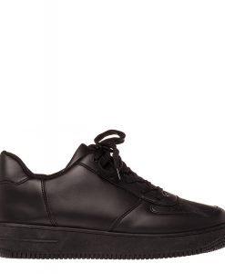 Pantofi sport barbati Bob negri - Incaltaminte Barbati - Pantofi Sport Barbati