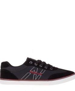 Pantofi sport barbati Bodie negri - Incaltaminte Barbati - Pantofi Sport Barbati