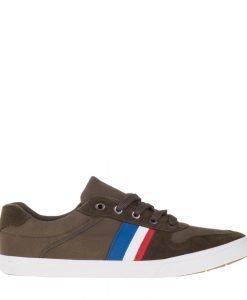 Pantofi sport barbati Cian khaki - Incaltaminte Barbati - Pantofi Sport Barbati