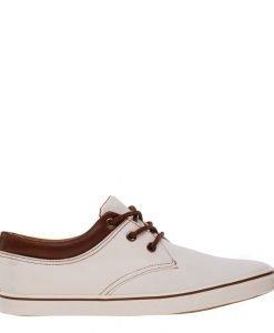 Pantofi sport barbati Josh albi - Incaltaminte Barbati - Pantofi Sport Barbati