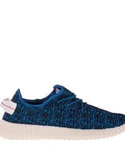 Pantofi sport barbati Kaleb albastru deschis - Incaltaminte Barbati - Pantofi Sport Barbati