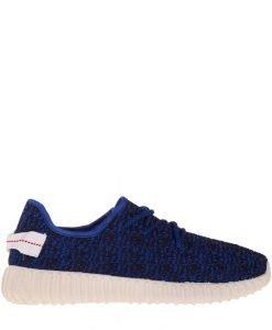 Pantofi sport barbati Kaleb albastru inchis - Incaltaminte Barbati - Pantofi Sport Barbati
