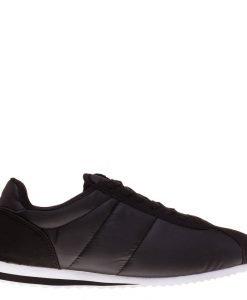Pantofi sport barbati Kenton negri - Incaltaminte Barbati - Pantofi Sport Barbati