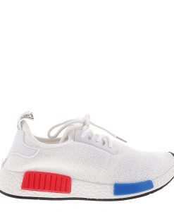 Pantofi sport barbati Lower albi - Incaltaminte Barbati - Pantofi Sport Barbati