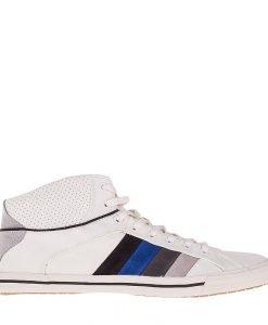 Pantofi sport barbati Mehtab albi - Incaltaminte Barbati - Pantofi Sport Barbati