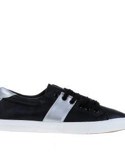 Pantofi sport barbati Smith negri - Incaltaminte Barbati - Pantofi Sport Barbati