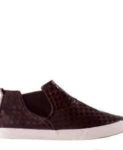 Pantofi sport barbati Wayne maro - Incaltaminte Barbati - Pantofi Sport Barbati