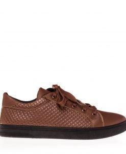 Pantofi sport barbati Wilson maro - Incaltaminte Barbati - Pantofi Sport Barbati