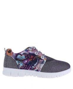Pantofi sport copii Dakian gri - Incaltaminte Copii - Pantofi Sport Copii