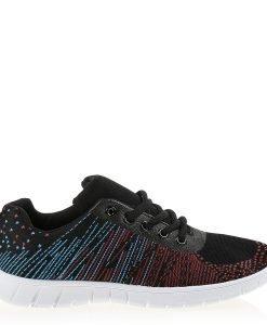 Pantofi sport dama A2 negri - Incaltaminte Dama - Pantofi Sport Dama