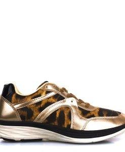 Pantofi sport dama Adela aurii - Incaltaminte Dama - Pantofi Sport Dama