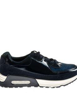 Pantofi sport dama Akira albastri - Incaltaminte Dama - Pantofi Sport Dama