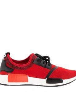 Pantofi sport dama Alice rosii - Incaltaminte Dama - Pantofi Sport Dama