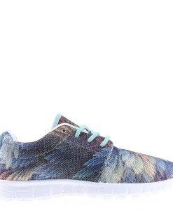 Pantofi sport dama Amelia albastri - Incaltaminte Dama - Pantofi Sport Dama