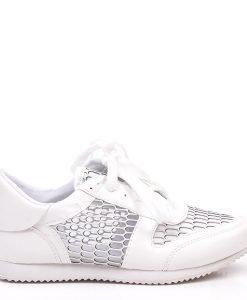 Pantofi sport dama Andra albi - Incaltaminte Dama - Pantofi Sport Dama