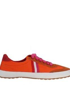 Pantofi sport dama Anoushka portocalii - Incaltaminte Dama - Pantofi Sport Dama