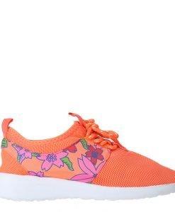 Pantofi sport dama Aspen portocalii - Incaltaminte Dama - Pantofi Sport Dama