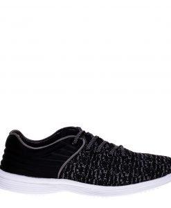 Pantofi sport dama Athalia negri - Incaltaminte Dama - Pantofi Sport Dama
