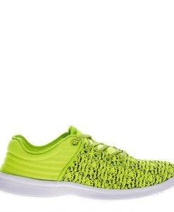 Pantofi sport dama Athalia verde neon - Incaltaminte Dama - Pantofi Sport Dama