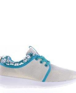 Pantofi sport dama B896 aurii - Incaltaminte Dama - Pantofi Sport Dama