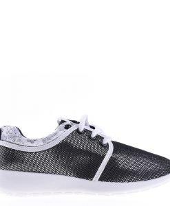 Pantofi sport dama B896 negri - Incaltaminte Dama - Pantofi Sport Dama