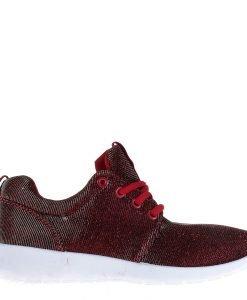 Pantofi sport dama C03 rosii - Incaltaminte Dama - Pantofi Sport Dama