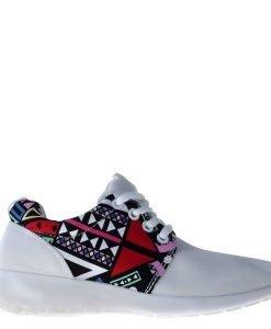 Pantofi sport dama C05 albi - Incaltaminte Dama - Pantofi Sport Dama
