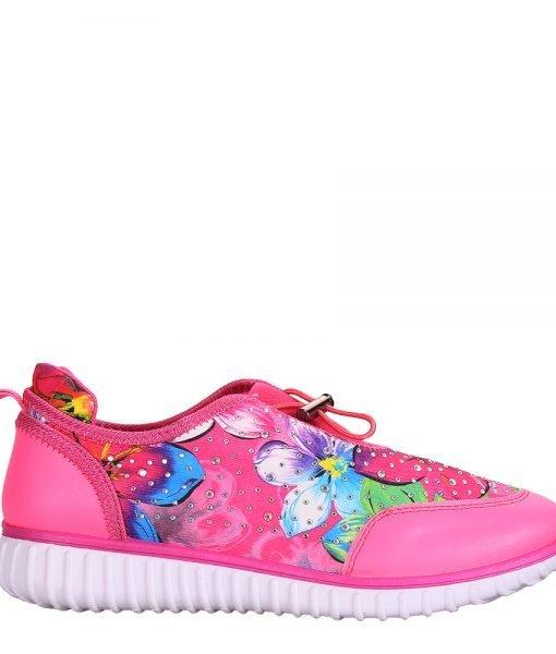 Pantofi sport dama Carmel roz – Incaltaminte Dama – Pantofi Sport Dama