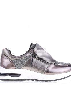 Pantofi sport dama Catina taupe - Incaltaminte Dama - Pantofi Sport Dama