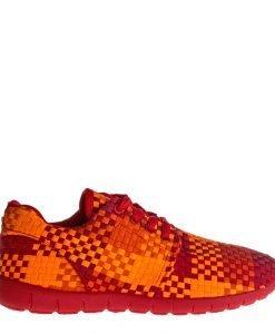 Pantofi sport dama Cisneris rosii - Incaltaminte Dama - Pantofi Sport Dama