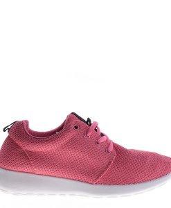 Pantofi sport dama Cozy rosu somon - Incaltaminte Dama - Pantofi Sport Dama