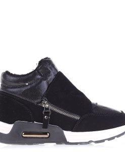 Pantofi sport dama Damiana negri - Incaltaminte Dama - Pantofi Sport Dama