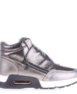 Pantofi sport dama Damiana taupe - Incaltaminte Dama - Pantofi Sport Dama