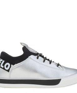 Pantofi sport dama Daysha argintii - Incaltaminte Dama - Pantofi Sport Dama