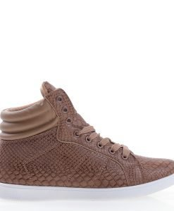 Pantofi sport dama Denisse khaki - Incaltaminte Dama - Pantofi Sport Dama