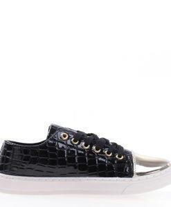 Pantofi sport dama Dionne negri - Incaltaminte Dama - Pantofi Sport Dama