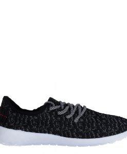 Pantofi sport dama Eckman negri - Incaltaminte Dama - Pantofi Sport Dama