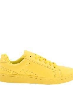 Pantofi sport dama Eliza galbeni - Incaltaminte Dama - Pantofi Sport Dama