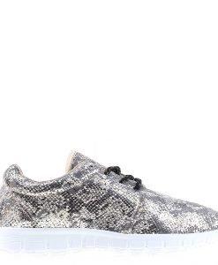 Pantofi sport dama Eller bej - Incaltaminte Dama - Pantofi Sport Dama
