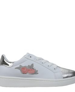 Pantofi sport dama Esther albi - Incaltaminte Dama - Pantofi Sport Dama