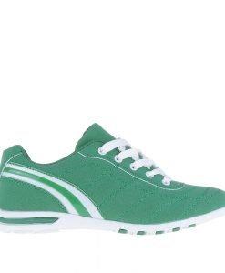 Pantofi sport dama Fabre verzi - Incaltaminte Dama - Pantofi Sport Dama