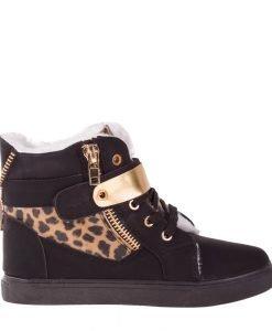 Pantofi sport dama Felga 2 negri - Incaltaminte Dama - Pantofi Sport Dama